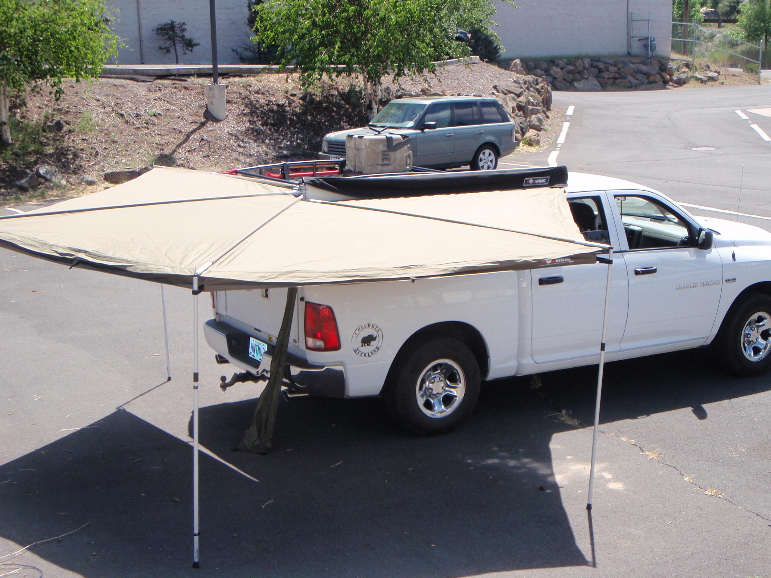 Foxwing ... & Truck build | Scott Linden Outdoors